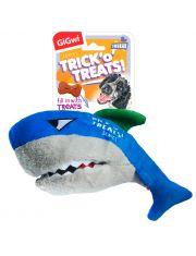 Акула с пищалкой с нишой под лакомство