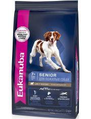 SENIOR 7+ YEARS для пожилых собак всех пород с ягненком