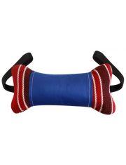 Игрушка Кость №1 для собак с 2-мя ручками текстиль