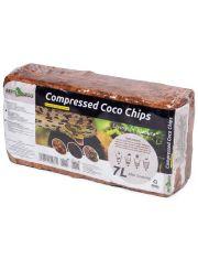 Субстрат кокосовый тропический, крупная фракция