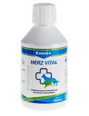 Herz-Vital для  поддержания функции сердца при хронической сердечной недостаточности, добавка в жидком виде