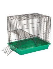 Клетка ЕСО (Хома №2) для грызунов 2 этажа