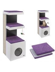 Tiger дом-комплекс спально-игровой для кошек