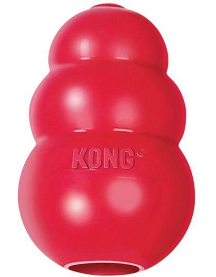 Игрушка под лакомства KONG Classic для собак прочная
