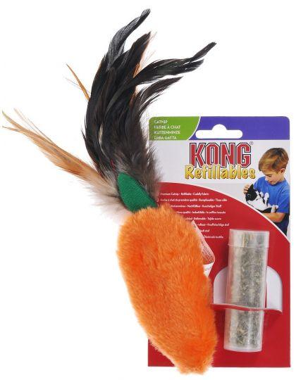 FEATHER TOP CARROT - морковь с кошачьей мятой
