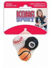 """Air Sport Balls """"Теннисный мяч"""" для собак очень маленький без пищалки (3шт в уп)"""
