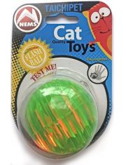 Игрушка для собак мяч резиновый светящийся