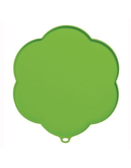 Catit Мат (коврик) под поилку-фонтан Цветок или кормушку, зеленый