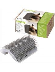 Массажер для кошек Catit Senses 2.0 Self Groomer с креплением на стену