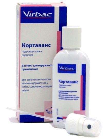 Кортаванс препарат для лечения дерматозов у собак