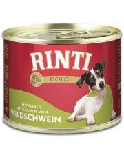 Gold mit Wildschwein консервы для собак с мясом дикого кабана