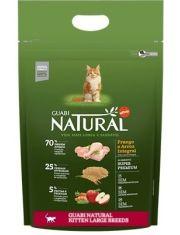 для котят крупных пород цыпленок и коричневый рис