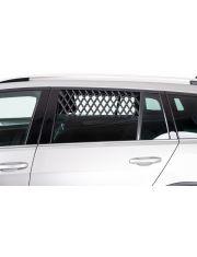 Решётка вентиляционная на окно машины для собак, чёрная