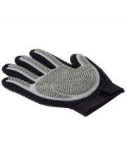 Перчатка силиконовая с шипами на руку большая