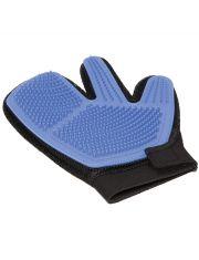 Рукавица силиконовая на руку трехпалая