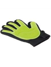 Перчатка силиконовая с шипами на руку средняя