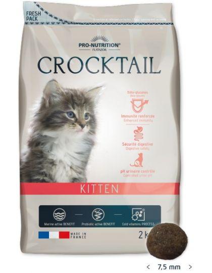 Crocktail Kitten для котят, а также кошек в конце беременности и в период кормления