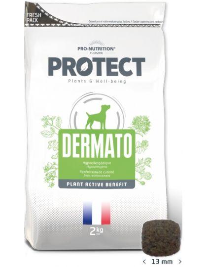 Protect Dermato  лечебно-профилактический корм для собак, склонных к заболеваниям кожи