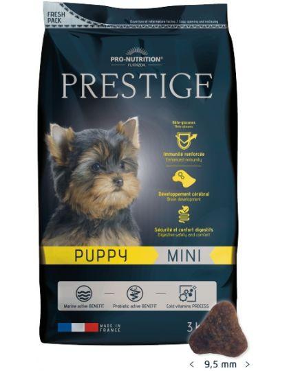 Prestige Puppy Mini для щенков, а также собак в конце беременности и в период лактации, для мелких пород