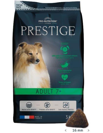 Prestige Adult 7+ корм для собак всех пород старше 7 лет