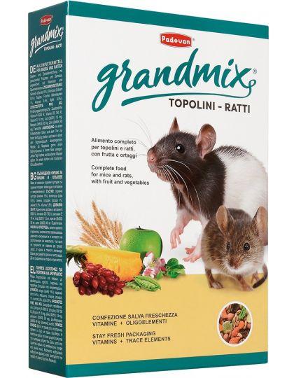 Grandmix Topolini E Ratti для взрослых мышей и крыс