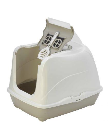 Туалет-домик Jumbo с угольным фильтром, 57*44*41см