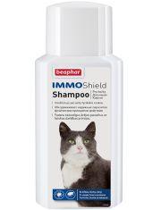 Шампунь IMMO Shield Shampoo от паразитов для кошек