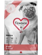 GF Derma беззерновой корм для собак с чувствительной кожей, с лососем