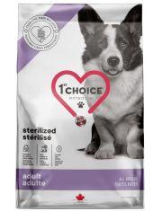 Sterilized Dog сухой корм для стерилизованных собак всех пород, курица