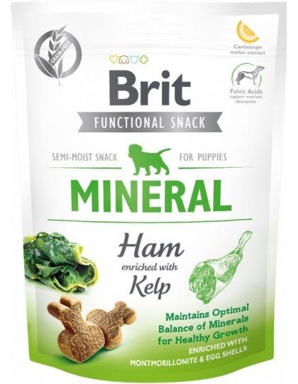 Лакомство для щенков Brit Care Mineral Ham for Puppiess