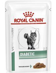 Diabetic Feline в соусе (диета) для регулирования уровня глюкозы при сахарном диабете