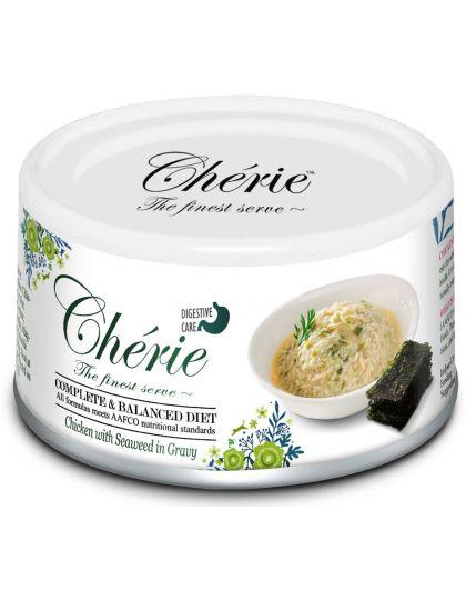 Cherie Complete Balanced Diet курица с морскими водорослями в соусе