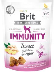 Лакомство для собак Brit Care Immunity Insect