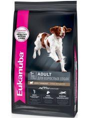 ADULT 1+ YEARS для взрослых собак с ягненком
