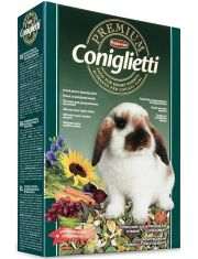 Premium Coniglietti корм для кроликов и молодняка