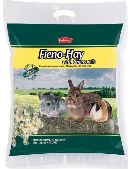 Fieno-Hay With Chamomile сено с луговыми травами и ромашкой