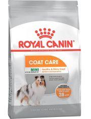 Mini Coat Care для взрослых и стареющих собак мелких размеров с тусклой и сухой шерстью