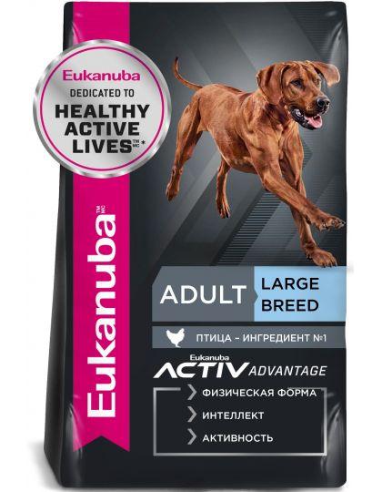 ADULT LARGE BREED 1+ YEARS для взрослых собак крупных пород