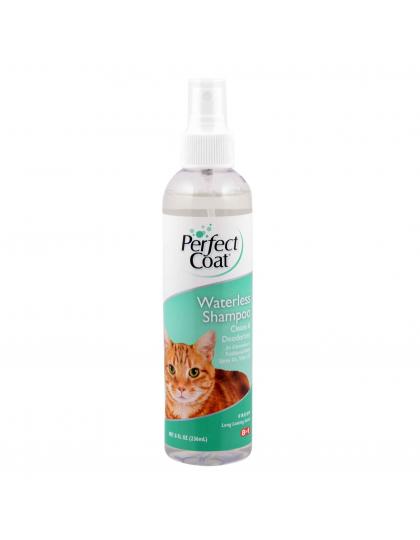Waterless Cat Shampoo Spray шампунь, не требующий смывания, для кошек