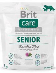 Care Senior Lamb & Rice гипоаллергенная формула с ягненком и рисом для пожилых собак  всех пород