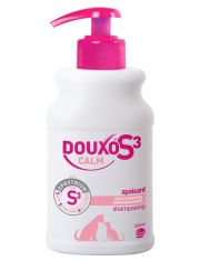 Douxo S3 Calm шампунь для чувствительной кожи собак и кошек