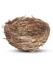 Гнездо NATURAL для птиц из луговых трав