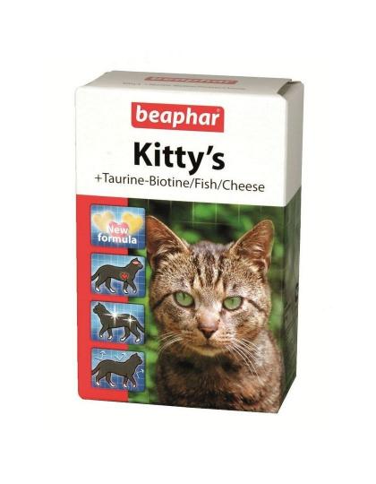 Kitty's Mix витаминизированное лакомство для кошек