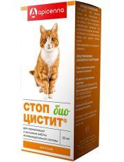 Стоп-цистит Био суспензия для кошек