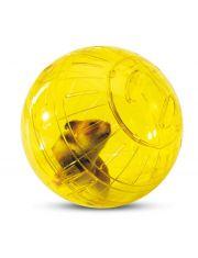 Колесо-шар пластиковое для грызунов