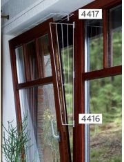 Решетка защитная на окна, металлическая