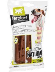 Жевательная игрушка для собак со вкусом говядины GoodBite Natural Helix BAG Beef