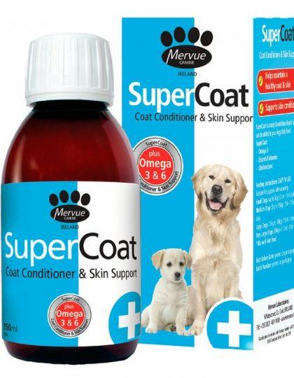 СУПЕР КОАТ (Super Koat) Комплекс для улучшения состояния кожи и шерсти