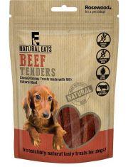 """NATURAL EATS Лакомство для собак """"Нарезка из говядины"""", полоски"""