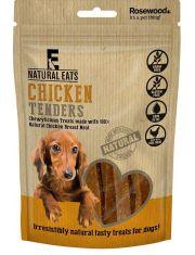 """NATURAL EATS Лакомство для собак """"Нарезка из курицы"""", полоски"""